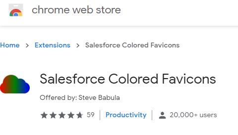 Salesforce-Colored-Favicons